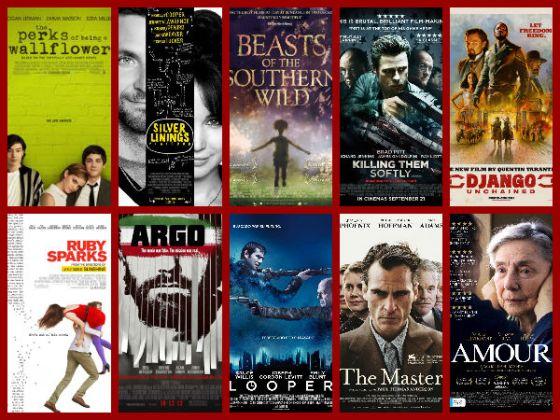 2012 list