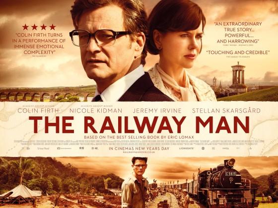 The-Railway-Man-UK-Quad-Poster
