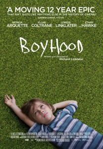 2014 FILM OF THE YEAR: BOYHOOD